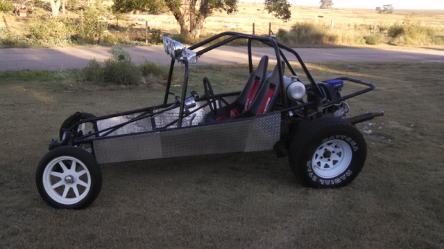 SOLD - Dune buggy