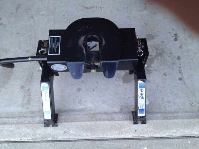 5Th Wheel Hitch For Sale >> Sold Rbw Fifth Wheel Hitch