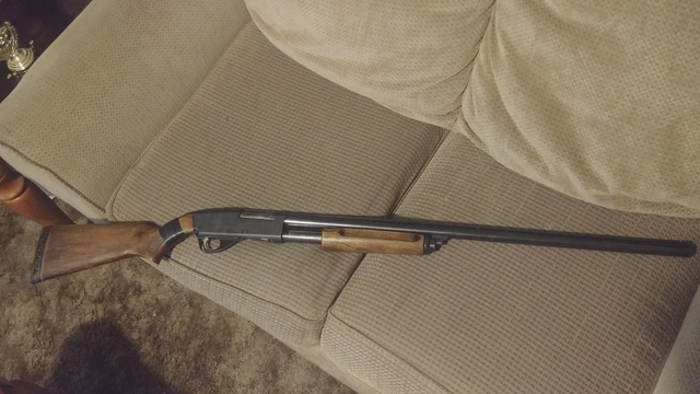 SOLD - Savage 12 Gauge Shotgun