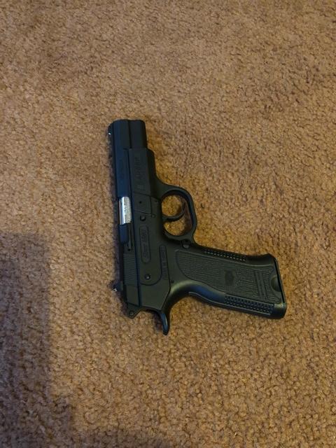 SOLD - SAR B6P 9mm