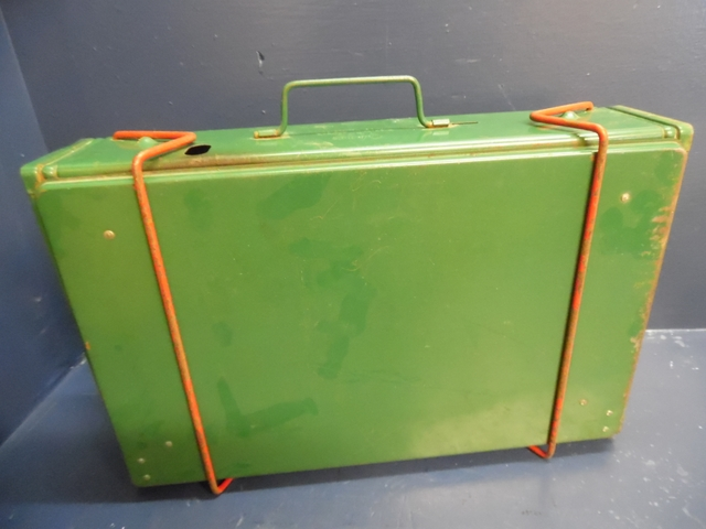 SOLD - Vintage 1960's Coleman 425D Antique Small Camp Cook Stove