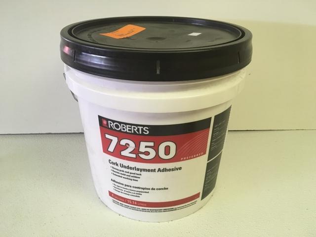 4 Gallons Roberts 7250 Cork