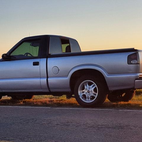 1998 chevy s10 v8 conversion