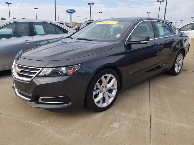New Price Great Deal 2015 Chevy Impala Lt Only 18k Miles Nex Tech Classifieds