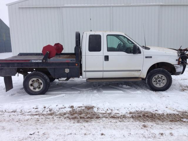 2000 Ford F350 With Deweze Bale Bed Nex Tech Classifieds