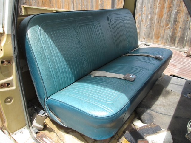Brilliant 1970 Chevy C10 Bench Seat Uwap Interior Chair Design Uwaporg