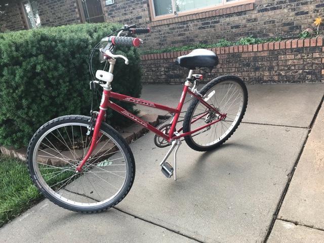 SOLD - 26 Schwinn Cruiser bicycle