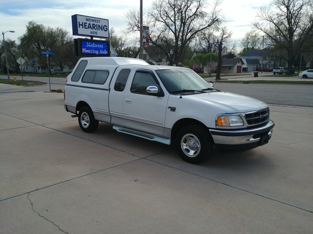 1998 Ford F 150 Super Cab Xlt V 8 2wd One Owner Low Miles Nex