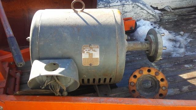 40 hp electric motor