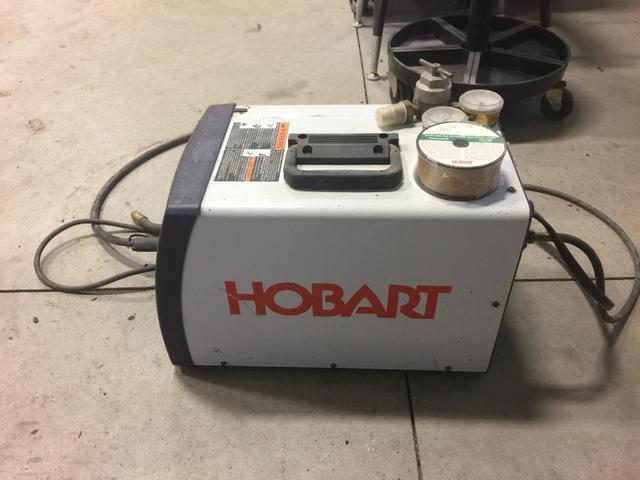 Hobart Handler 135 Wire Welder - Nex-Tech Classifieds