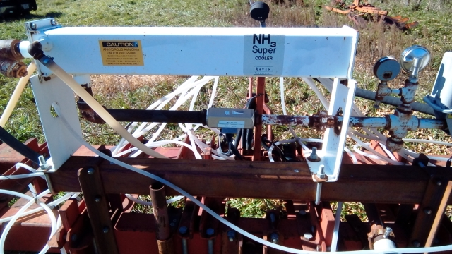 Raven Nh3 system - Nex-Tech Clifieds on