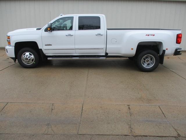Sold 2019 Chevy Silverado 3500 Crew High Country Dually 4wd