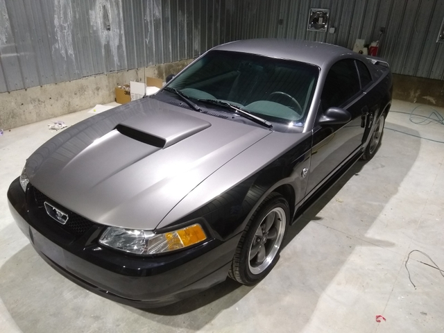 04 Mustang Gt >> Sold 2004 Ford Mustang Gt 40th Anniversary