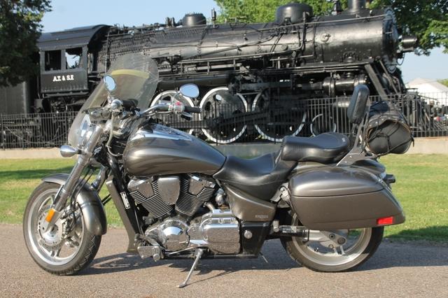 2005 Honda VTX 1800F, 28,420 Miles