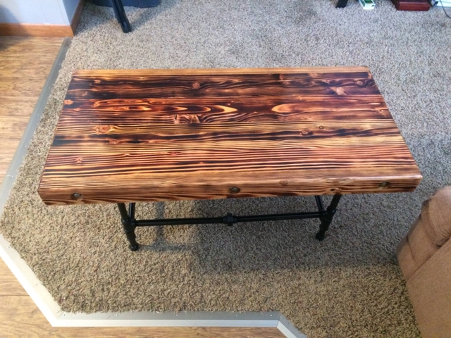 Handmade Farmhouse Coffee Table