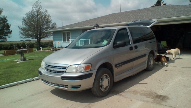 2004 chevy venture handicap van nex tech classifieds nex tech classifieds