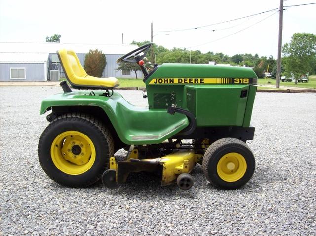 John Deere 318 >> John Deere 318 Nex Tech Classifieds
