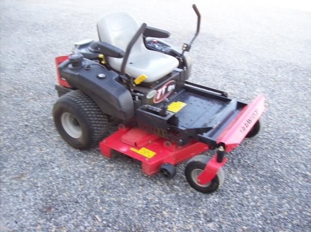 GRAVELY ZT48XL Lawn Mower