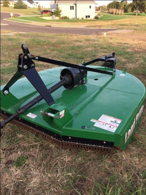 Land Pride Rotary Mower / cutter  Bush hog