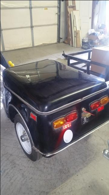 Motorcycle or car trailer California Sidecar Escapade Cli ... on trailer brakes, trailer mounting brackets, trailer plugs, trailer fuses, trailer generator, trailer hitch harness,