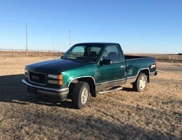 gmc 1995 pickup
