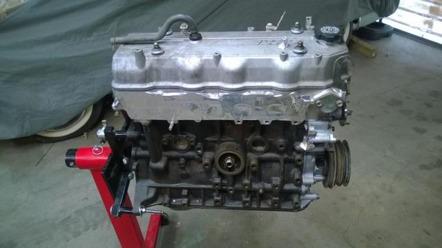 22re 22r Toyota engine rebuilt motor
