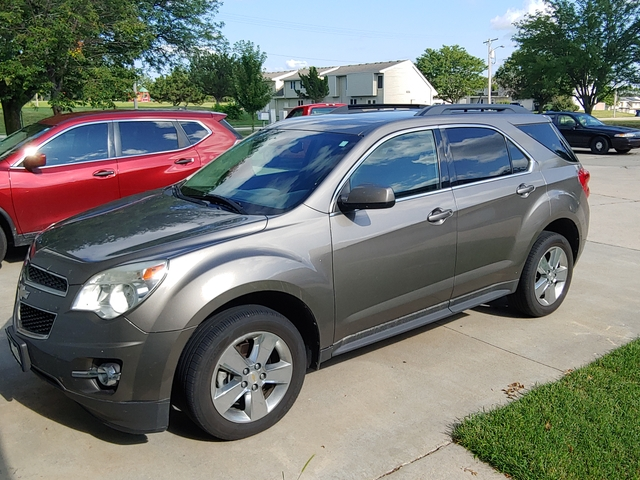 2012 Chevrolet Equinox - Nex-Tech Classifieds