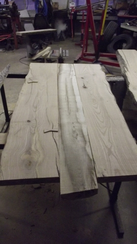Rough Sawn Lumber ASH HACKBERRY Farm Tables, Rars - Nex-Tech