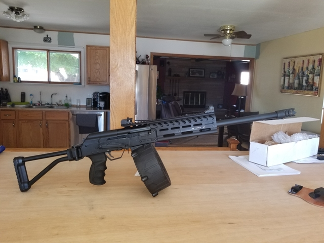 Saiga 12 Pre Import Ban Shotgun Nex Tech Classifieds