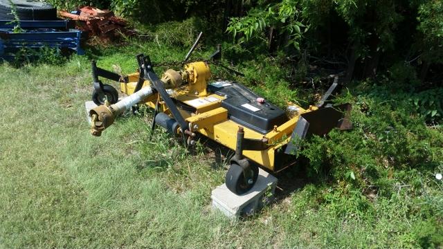 King Kutter 6' Finish mower