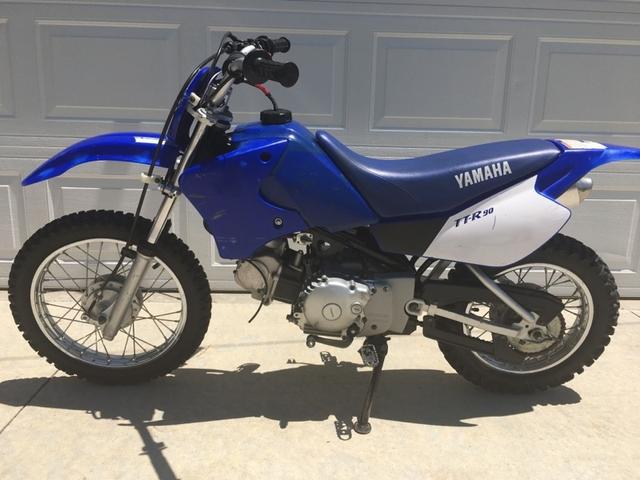 Yamaha Ttr 90 Dirt Bike Nex Tech Classifieds