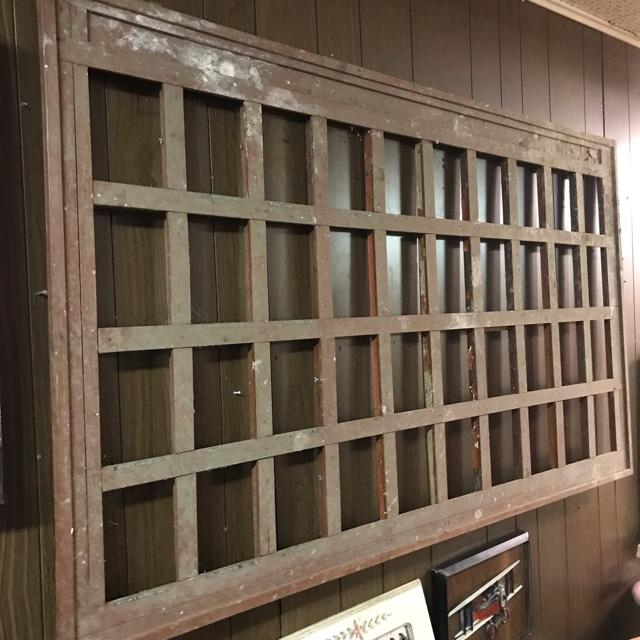 Old Post Office Mail Slot Face Nex