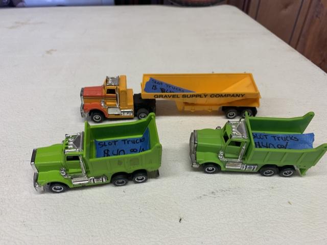 Listing All Trucks >> Slot Car Trucks