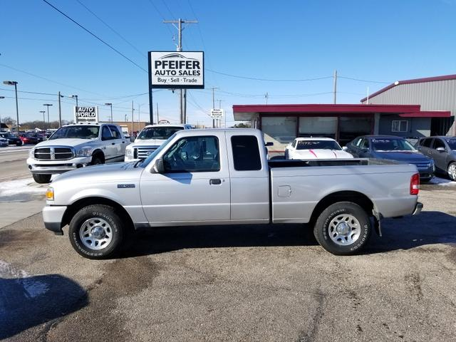 Reduced 2011 Ford Ranger Xlt 4x4