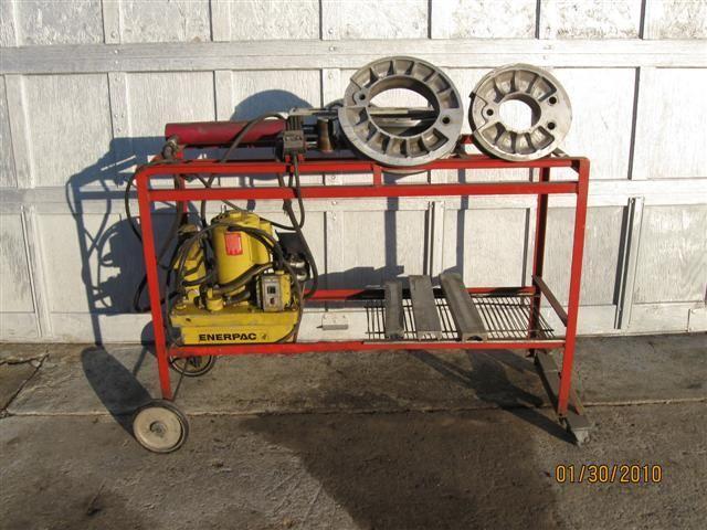 Enerpac Hydraulic Tubing Bender Reduced Price!