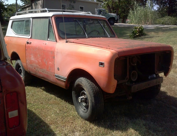 International Scout and Truck Parts For Sale