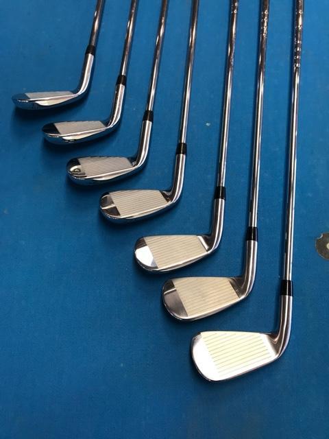 Golf-Slightly used titleist Ap3 irons
