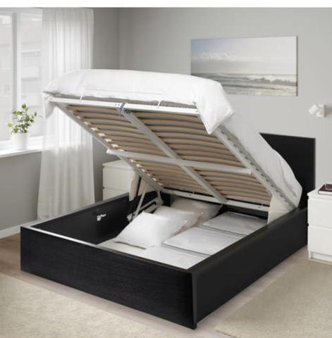 Ikea Queen Size Storage Bed Frame Nex Tech Classifieds