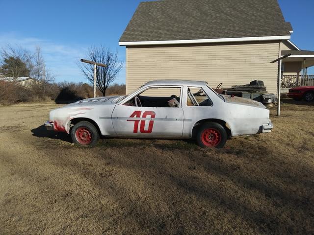 SOLD - Hornet Race Car For Sale!