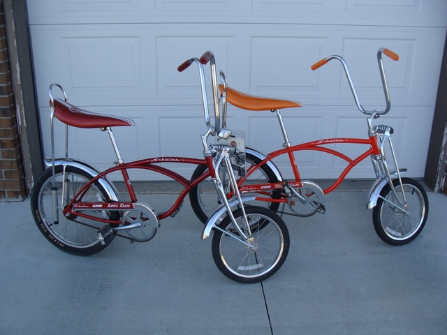 Schwinn Stingray Krate bikes(reduced)