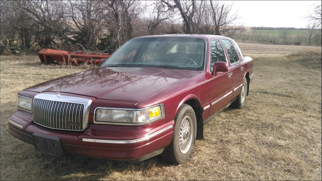 1996 Lincoln Town Car For Sale Nex Tech Classifieds