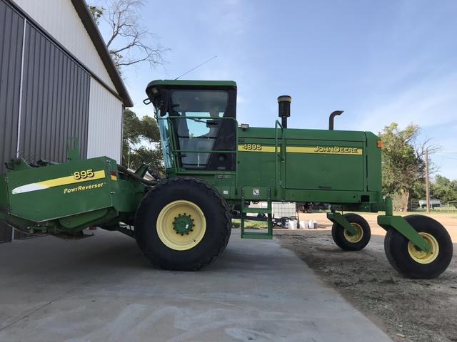 John Deere 4895 Windrower (Price Reduced)