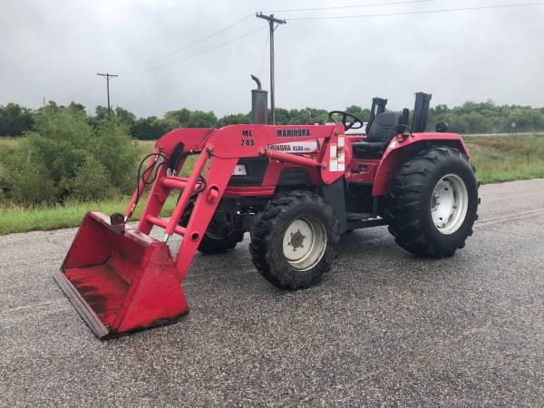 SOLD - 4530 Mahindra 4x4 Tractor with Loader