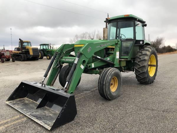 SOLD - 4230 John Deere Tractor with Cab and Loader
