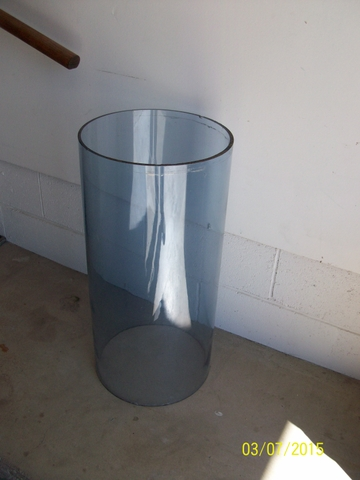 SOLD - Antique Gas Pump Visible Glass Cylinder
