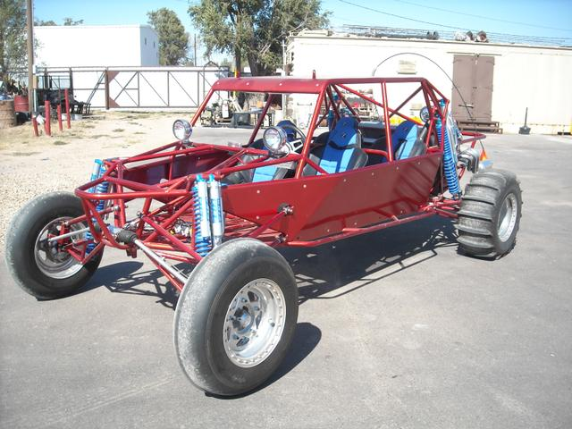 SOLD - 2010 Jackson MS 4 Seat Long Travel Dune Buggy