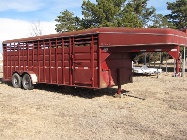 D And D Trailers >> Circle D Stock Trailer Nex Tech Classifieds