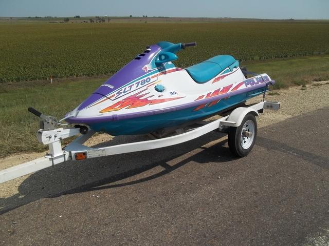 Polaris Jet Ski >> Polaris Jet Ski 780