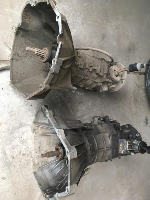 BA10 transmission Jeep
