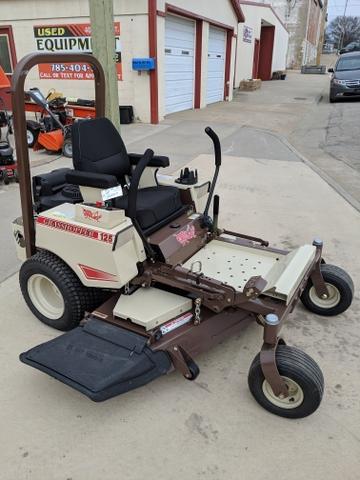 GRASSHOPPER 125V SERIES 52